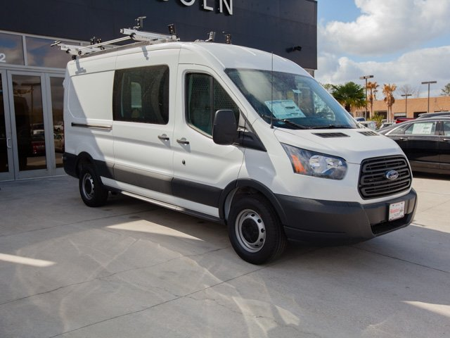 2018 Transit 250 Med Roof 4x2,  Adrian Steel Upfitted Cargo Van #00T25460 - photo 3