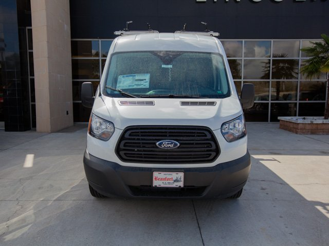 2018 Transit 250 Med Roof 4x2,  Adrian Steel Upfitted Cargo Van #00T25460 - photo 4