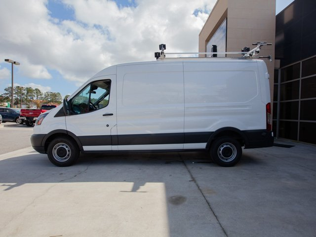2018 Transit 250 Med Roof 4x2,  Adrian Steel Upfitted Cargo Van #00T25460 - photo 5
