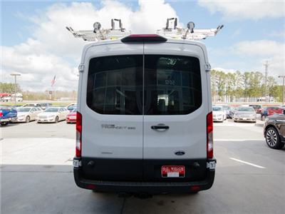 2018 Transit 250 Med Roof, Adrian Steel PHVAC Upfitted Van #00T25460 - photo 7