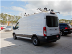 2018 Transit 250 Med Roof, Adrian Steel PHVAC Upfitted Van #00T25460 - photo 6
