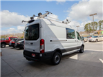 2018 Transit 250 Med Roof, Adrian Steel PHVAC Upfitted Van #00T25460 - photo 8