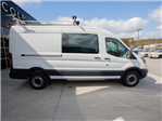 2018 Transit 250 Med Roof, Adrian Steel PHVAC Upfitted Van #00T25460 - photo 9