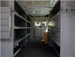 2018 Transit 250 Med Roof 4x2,  Adrian Steel Upfitted Cargo Van #00T25460 - photo 1