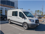 2018 Transit 250 Med Roof, Adrian Steel PHVAC Upfitted Van #00T25460 - photo 18