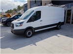 2018 Transit 250 Med Roof, Adrian Steel PHVAC Upfitted Van #00T25460 - photo 1