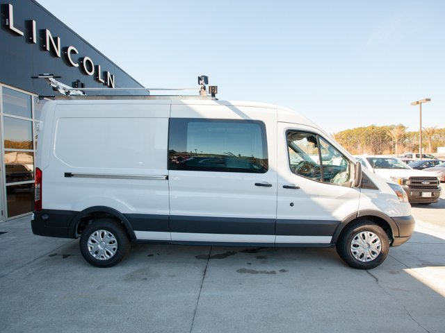 2018 Transit 250 Med Roof 4x2,  Adrian Steel Upfitted Cargo Van #00T25461 - photo 9