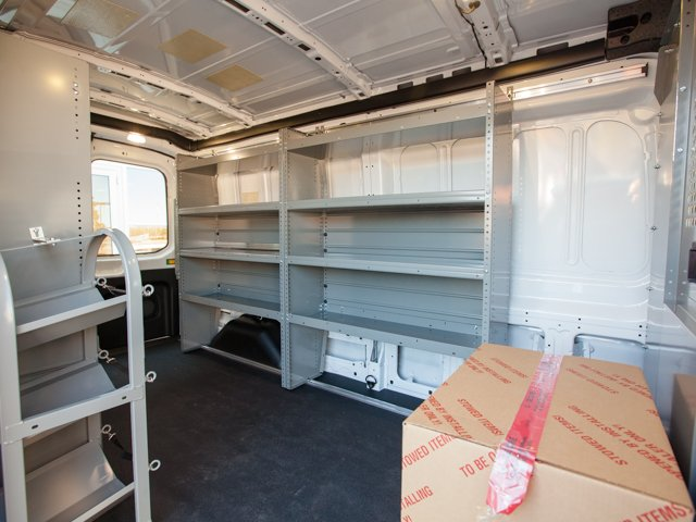 2018 Transit 250 Med Roof 4x2,  Adrian Steel Upfitted Cargo Van #00T25461 - photo 2