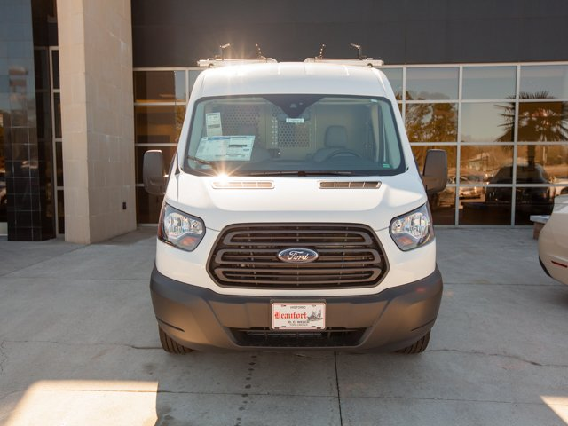 2018 Transit 250 Med Roof 4x2,  Adrian Steel Upfitted Cargo Van #00T25461 - photo 4