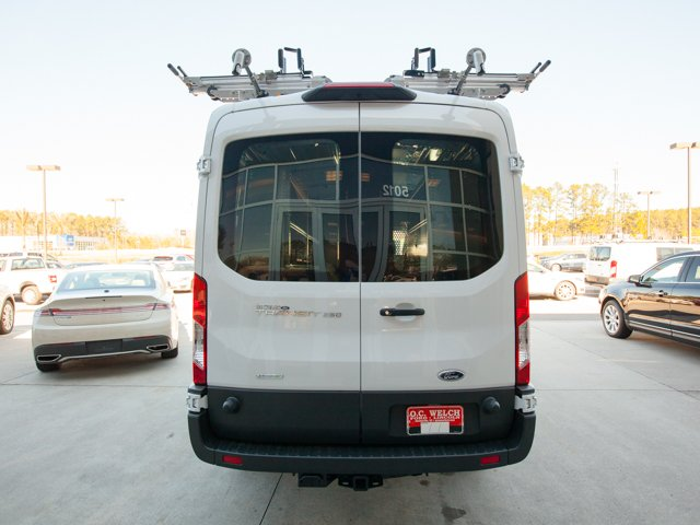 2018 Transit 250 Med Roof 4x2,  Adrian Steel Upfitted Cargo Van #00T25461 - photo 7
