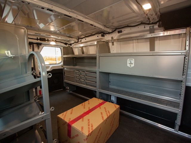 2018 Transit 250 Low Roof 4x2,  Adrian Steel PHVAC Upfitted Cargo Van #00T27121 - photo 16