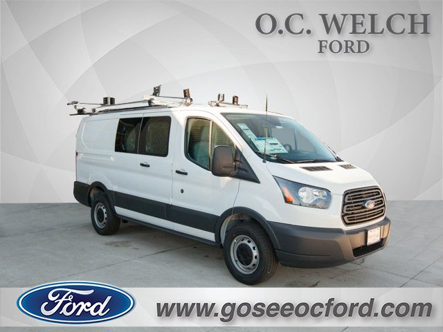 2018 Transit 250 Low Roof 4x2,  Adrian Steel PHVAC Upfitted Cargo Van #00T27121 - photo 1
