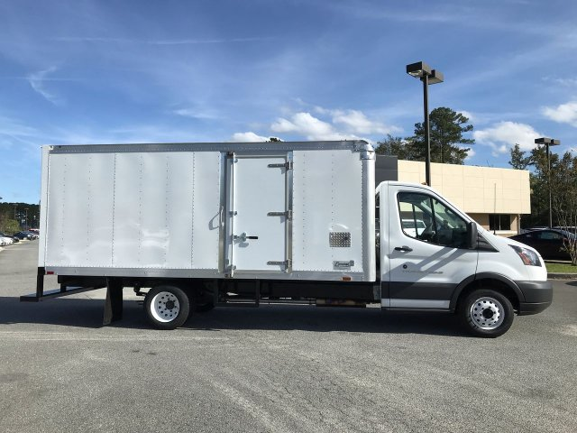 2018 Transit 350 HD DRW 4x2,  Complete Truck Bodies Dry Freight #00T30648 - photo 5