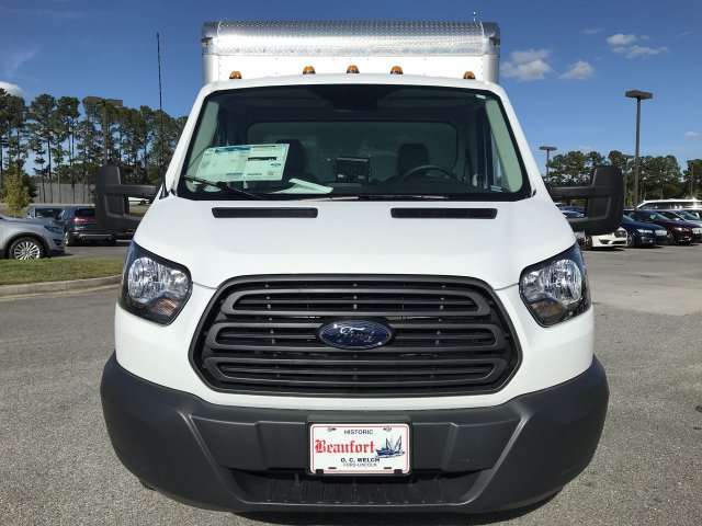 2018 Transit 350 HD DRW 4x2,  Complete Truck Bodies Dry Freight #00T30648 - photo 7