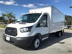 2018 Transit 350 HD DRW 4x2,  Complete Truck Bodies Dry Freight #00T30648 - photo 1