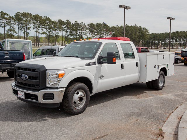 2016 F-350 Crew Cab DRW, Knapheide Service Body #00T34531 - photo 4