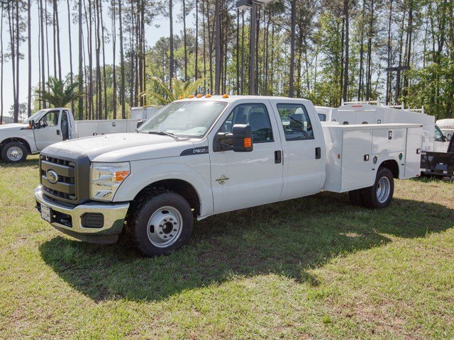 2016 F-350 Crew Cab DRW, Knapheide Service Body #00T34532 - photo 4