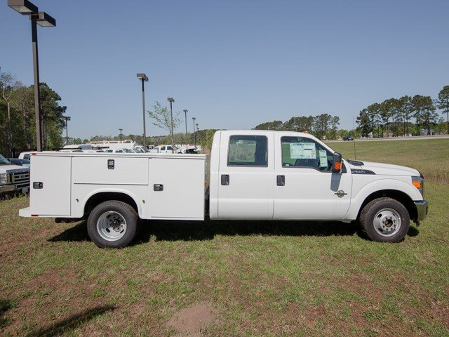 2016 F-350 Crew Cab DRW, Knapheide Service Body #00T34532 - photo 2