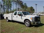2016 F-350 Crew Cab DRW, Knapheide Service Body #00T34532 - photo 1