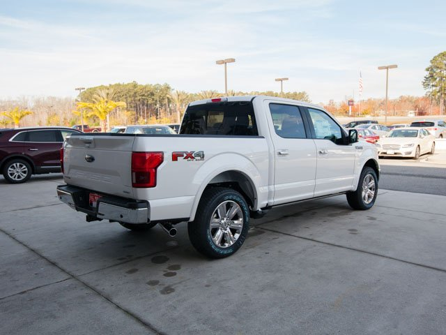 2018 F-150 SuperCrew Cab 4x4, Pickup #00T38060 - photo 11