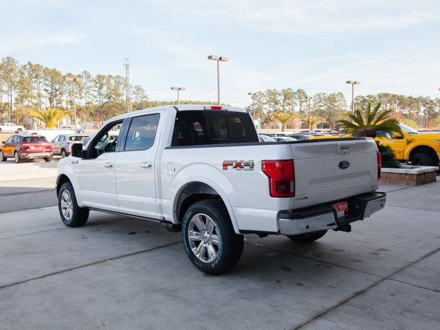 2018 F-150 SuperCrew Cab 4x4, Pickup #00T38060 - photo 2