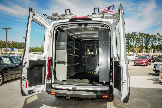 2018 Transit 250 Med Roof 4x2,  Adrian Steel Upfitted Cargo Van #00T41082 - photo 28