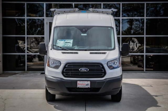 2018 Transit 250 Med Roof 4x2,  Adrian Steel Upfitted Cargo Van #00T41082 - photo 3