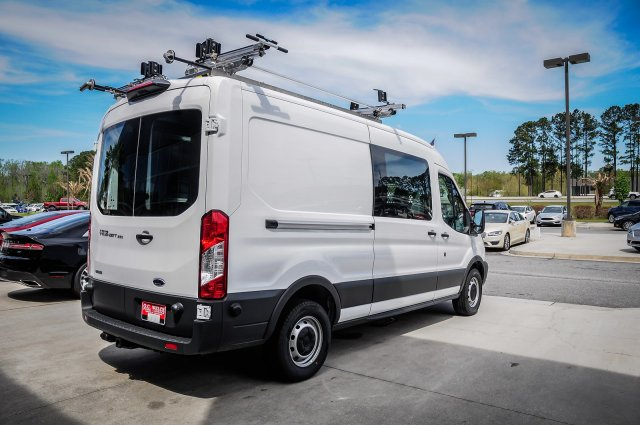 2018 Transit 250 Med Roof 4x2,  Adrian Steel Upfitted Cargo Van #00T41082 - photo 6