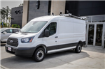 2018 Transit 250 Med Roof 4x2,  Adrian Steel Upfitted Cargo Van #00T41082 - photo 1