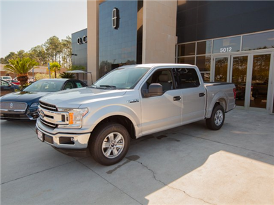 2018 F-150 Crew Cab, Pickup #00T41083 - photo 1