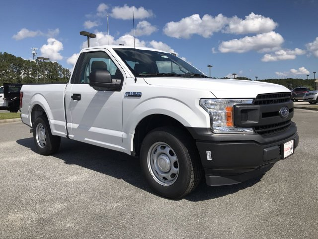 2018 F-150 Regular Cab 4x2,  Pickup #00T49535 - photo 5