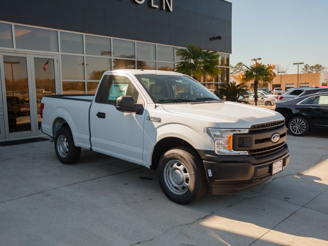 2018 F-150 Regular Cab 4x2,  Pickup #00T49537 - photo 3