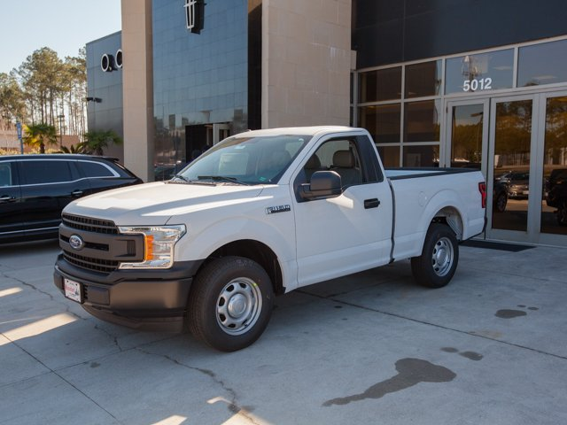 2018 F-150 Regular Cab 4x2,  Pickup #00T49537 - photo 1