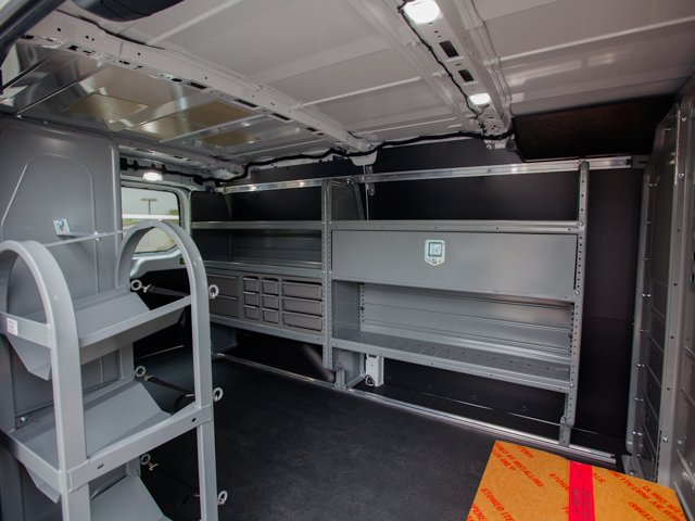 2018 Transit 150 Low Roof 4x2,  Adrian Steel PHVAC Upfitted Cargo Van #00T50678 - photo 17