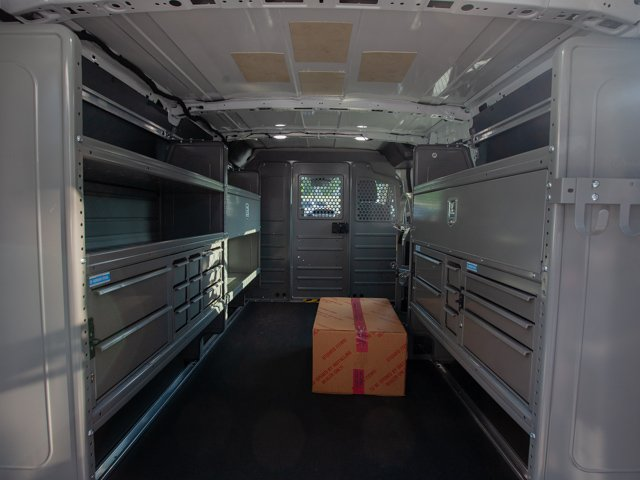 2018 Transit 250 Low Roof 4x2,  Adrian Steel Upfitted Cargo Van #00T50679 - photo 2