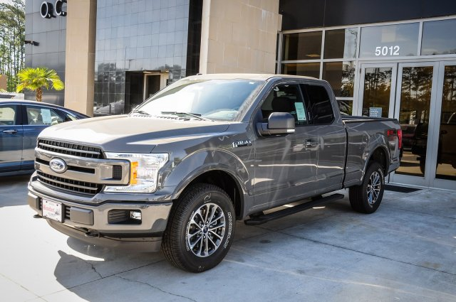 2018 F-150 Super Cab 4x4,  Pickup #00T51656 - photo 1
