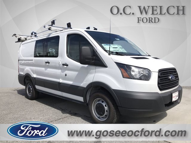 2018 Transit 250 Low Roof 4x2,  Adrian Steel Upfitted Cargo Van #00T54807 - photo 3