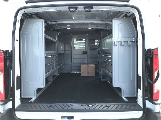 2018 Transit 250 Low Roof 4x2,  Adrian Steel Upfitted Cargo Van #00T54807 - photo 2