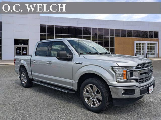 2018 F-150 SuperCrew Cab 4x2,  Pickup #00T55498 - photo 3