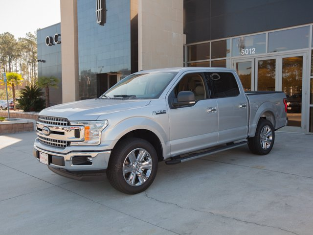 2018 F-150 Crew Cab, Pickup #00T55498 - photo 1