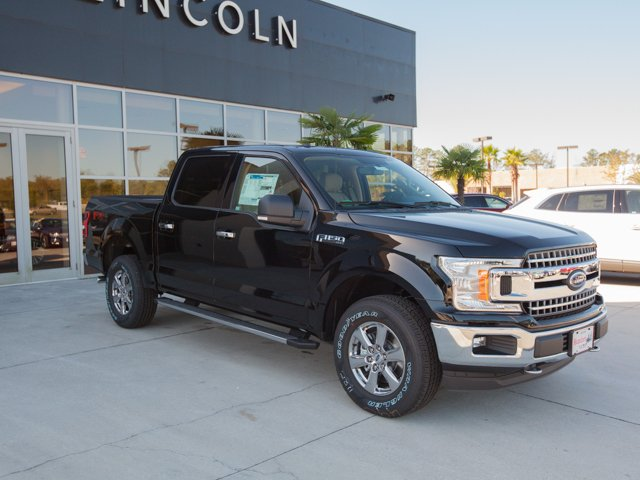 2018 F-150 Crew Cab 4x4 Pickup #00T55500 - photo 3