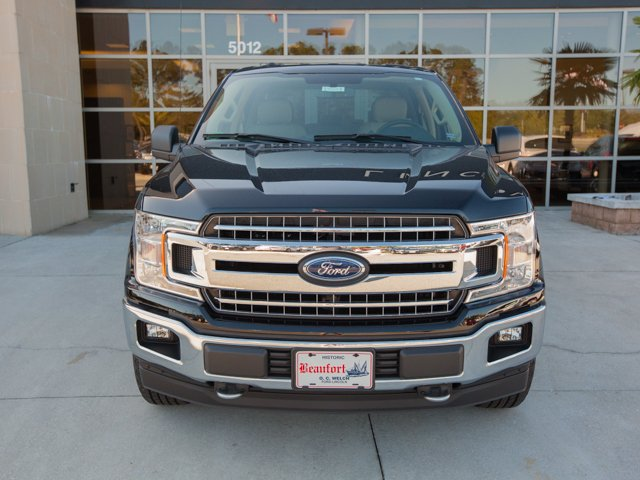 2018 F-150 Crew Cab 4x4 Pickup #00T55500 - photo 4