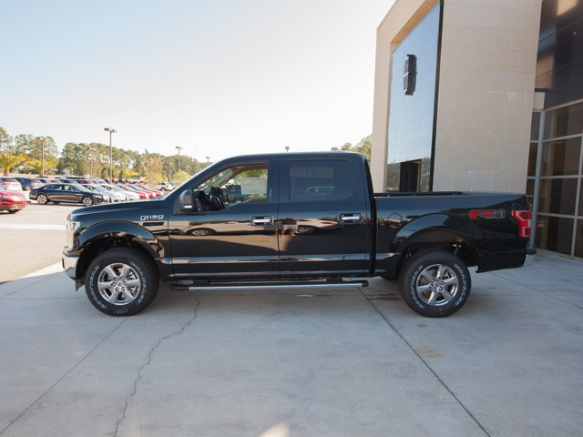 2018 F-150 Crew Cab 4x4 Pickup #00T55500 - photo 5