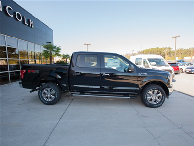 2018 F-150 Crew Cab 4x4 Pickup #00T55500 - photo 11
