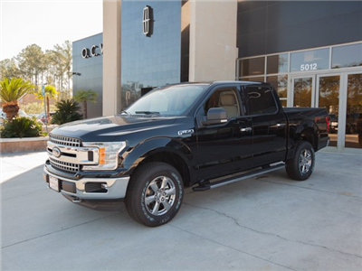2018 F-150 Crew Cab 4x4 Pickup #00T55500 - photo 1