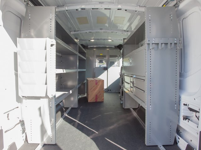2017 Transit 250 Med Roof, Adrian Steel PHVAC Van Upfit #00T55968 - photo 2