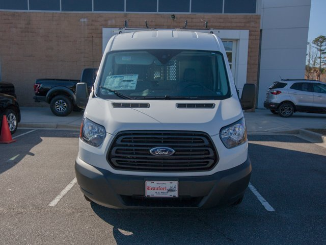 2017 Transit 250 Med Roof, Adrian Steel PHVAC Van Upfit #00T55968 - photo 4