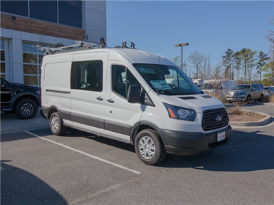 2017 Transit 250 Med Roof, Adrian Steel PHVAC Van Upfit #00T55968 - photo 3