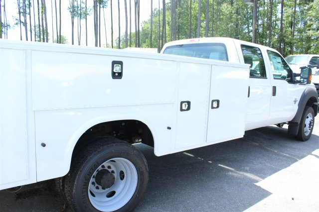 2016 F-450 Crew Cab DRW 4x4, Knapheide Service Body #00T56739 - photo 10