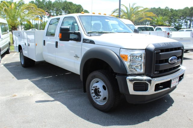 2016 F-450 Crew Cab DRW 4x4, Knapheide Service Body #00T56739 - photo 3
